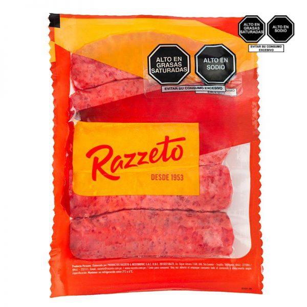 Chorizo fresco parrillero