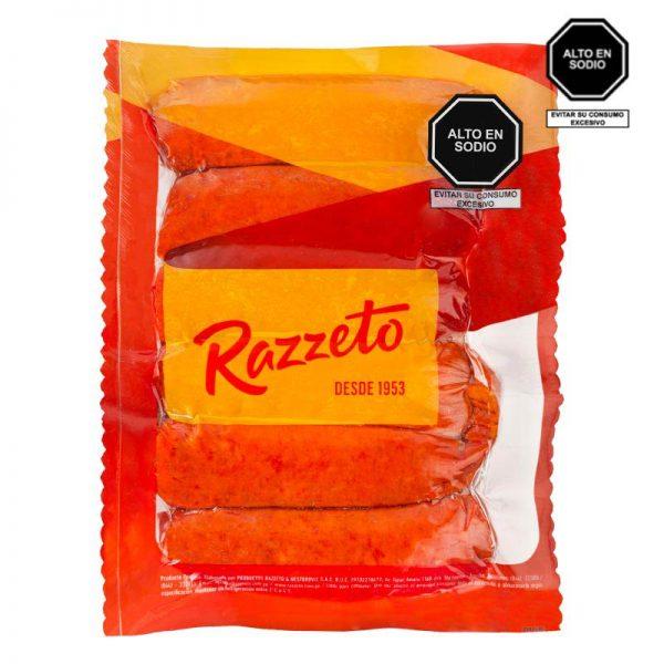 Chorizo precocido espanol