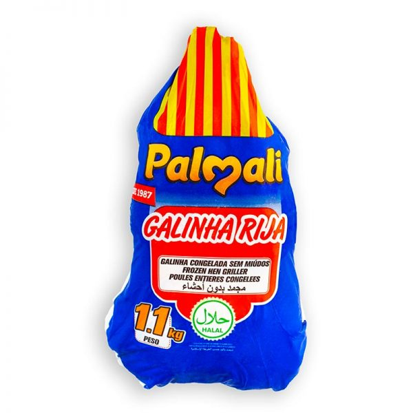 Gallina entera Pamali