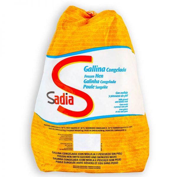 Gallina entera Sadia