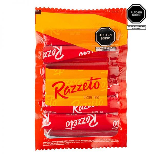 Hot Dog Razzeto Grande