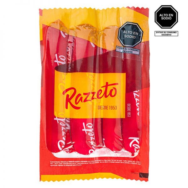 Hot Dog Razzeto Kilometrico