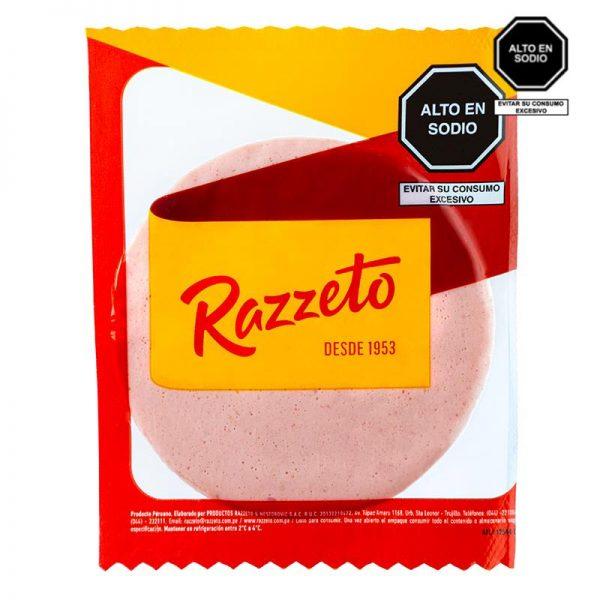 Jamonada pollo Razzeto