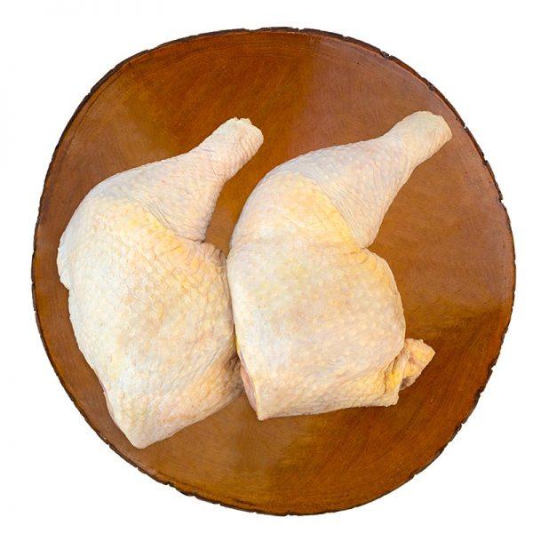 Pierna de gallina con encuentro 2